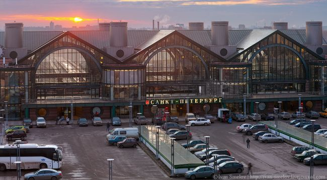 санкт-петербург ладожский вокзал фото