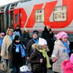 Новые правила проезда детей в поездах