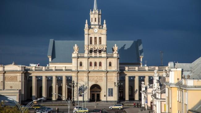 Вокзал Брест-Центральный