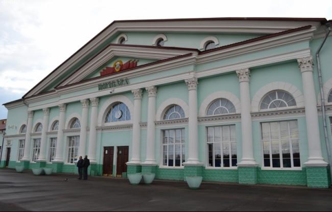 Вокзал Вязьма