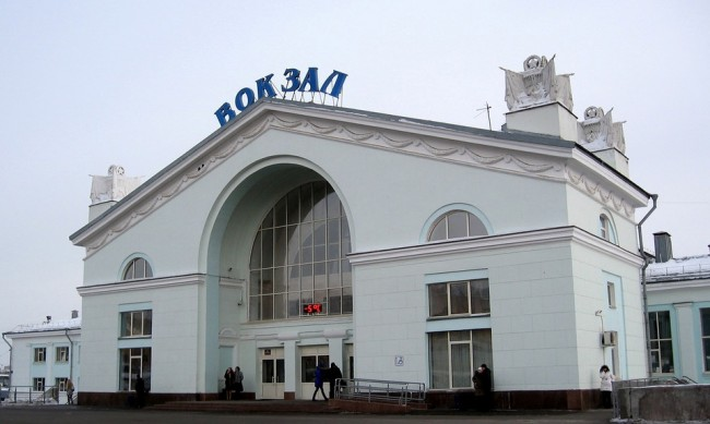 Вокзал Киров-Пассажирский