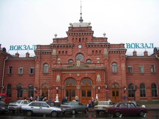 Вокзал Казань-Пассажирская