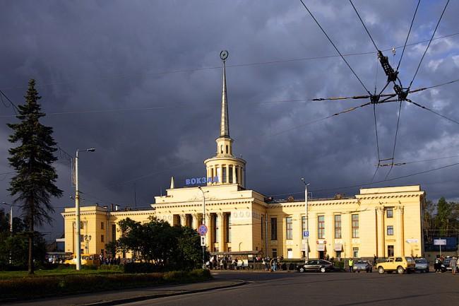 Вокзал Петрозаводск-Пассажирский (г. Петрозаводск)