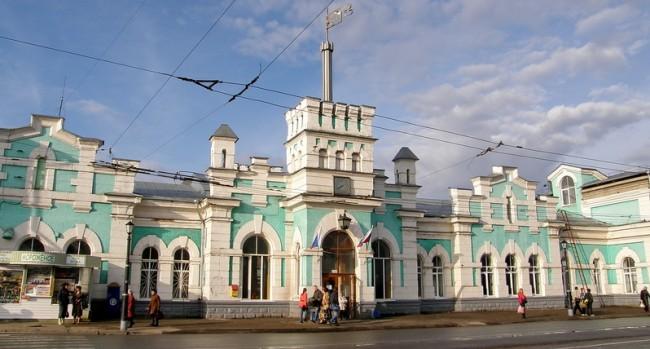 Вокзал Вологда-1